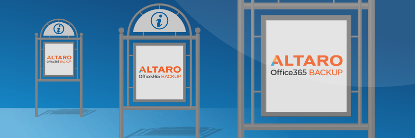 Announcing Altaro Office 365 Backup – Available Now