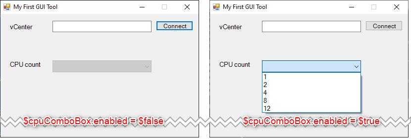 GUI CPU Count