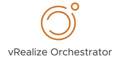 vRealize Orchestrator